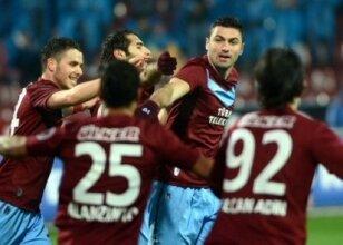 Derbide Trabzon farkı!