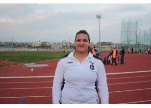 Tuğçe Şahutoğlu olimpiyat vizesini kaptı