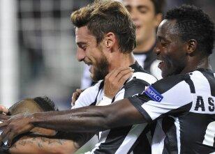 Juventus kayıpsız atlattı