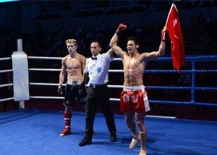 Türkiye, Avrupa Kick Boks'tan madalyalarla dönüyor