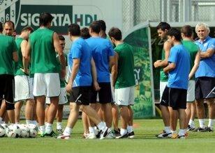 Bursaspor Eskişehirspor'a hazırlanıyor