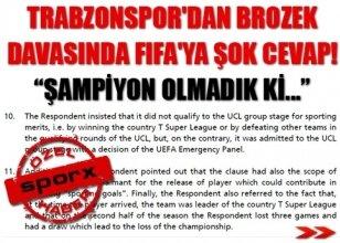 Trabzon'dan FIFA'ya kafa karıştıran cevap