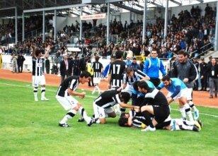 Aydınspor 1923 2. lige yükseldi!