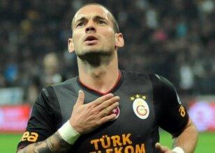 Sneijder 6 yıl sonra başardı!