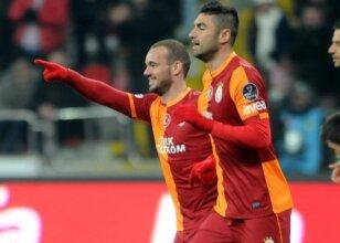 Sneijder'e Kayseri havası yarıyor