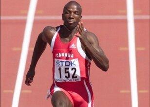 Donovan Bailey, Kanadalı eski atlet