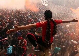 Mısır'da Süper Kupa da iptal!