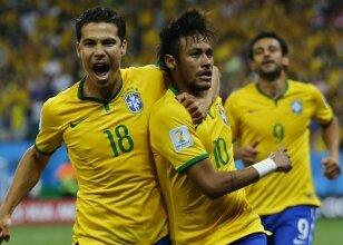 Brezilya - Kamerun