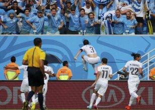 İtalya 0-1 Uruguay