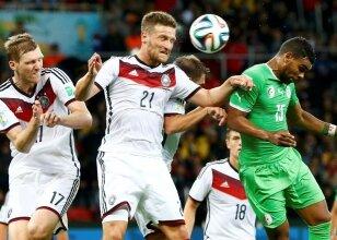 Almanya - Cezayir