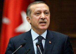 Erdoğan'dan F.Bahçe'ye kutlama mesajı