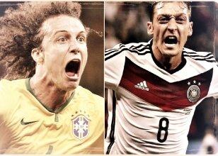 Brezilya - Almanya