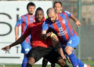 Gaziantepspor hazırlık maçında güldü