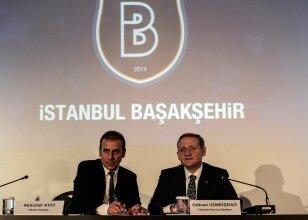 İstanbul Başakşehir'in tanıtımı ve Abdullah Avcı'nın imzası