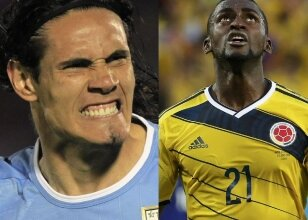Uruguay - Kolombiya