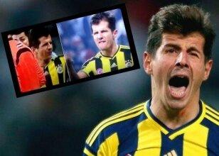 Emre Belözoğlu sevk edilmedi - Fenerbahçe