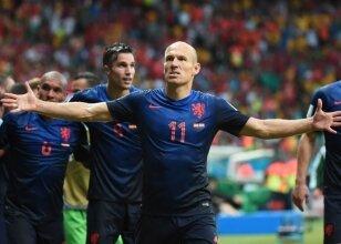 Hollanda - İspanya