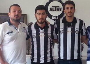 Beşiktaş'tan Altay'a! Resmen açıklandı!