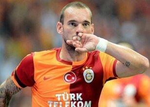 Sneijder inanıyor! Şampiyonluk...