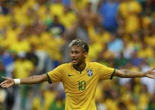 Neymar, Altın Ayakkabı'ya kavuştu