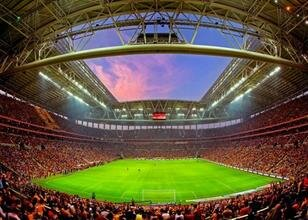 Galatasaray'ın dev Arena projesi - Galatasaray