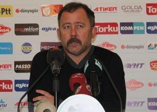 Yalçın: 'Bu çocuklar ne yapsın?' - Sivasspor