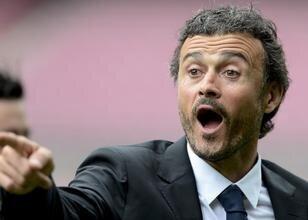 Enrique, Messi'yi öyle bir övdü ki... - Barcelona