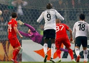 Tolgay Arslan: 'Vur' dedi, vurdum! - Beşiktaş