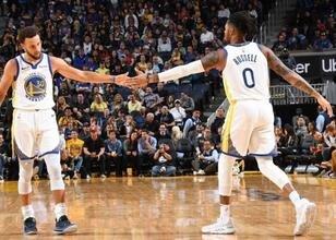 Curry: 'D'Angelo'ya 'kendin ol' dedim...'