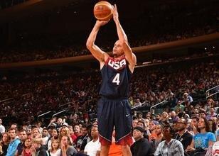 Curry, '20 Olimpiyatları için 'oynayacağım' dedi