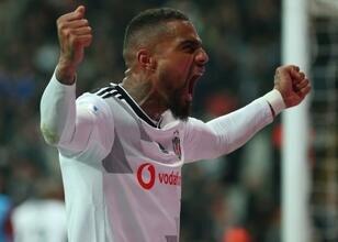 Beşiktaş'tan Boateng mesajı; 'Sadece FEDA dersen kalırsın'