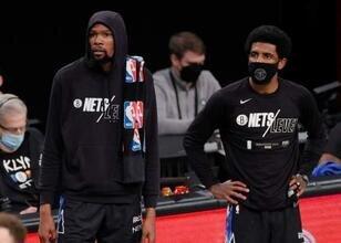 Durant: 'Kyrie'nin bizle olacağını öngörüyorum'