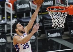 '76ers, Simmons'ın bu yıl oynamasını bekliyor'