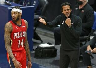 'Ingram, Miami Heat'e takas olma fikrine açık'