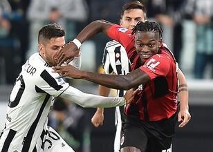 ÖZET İZLE Juventus 1-1 Milan maçı golleri
