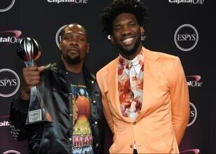 Perkins: 'MVP adayım Durant değil, Embiid!'