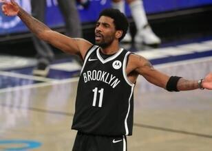 Brooklyn Nets, Kyrie'nin 'yokluğuna' hazırlanıyor!