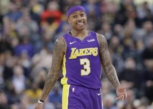 Thomas: 'Lakers'takilere şu an yardımcı olurum!'