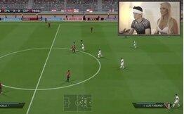 Brezilyalı Youtuber'dan FIFA için yeni bir model: 'Golü yiyen soyunur'