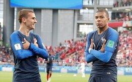 Fransa'da Griezmann Mbappe ismi yasağa takıldı! Mahkeme devrede...