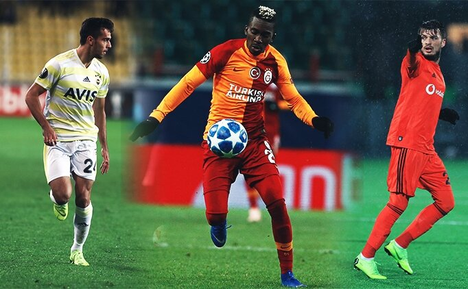 VE UEFA SIRALAMAYI AÇIKLADI