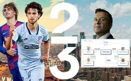 Futbol dünyasında tüm transferi yöneten gizli banka: XXIII Capital