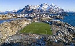 Fazlasıyla ilginç olan 19 stadyum! Mesela burası Norveç, dahası var