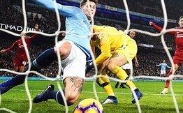 City - Liverpool maçında patladı! Dövmedeki 'Aziz Yıldırım' detayı!