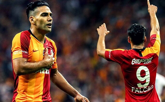G.SARAY, FALCAO'YU ARIYOR!