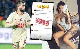 Ömer Bayram'ın Instagram'da kendine attığı mesajları ifşa etti!