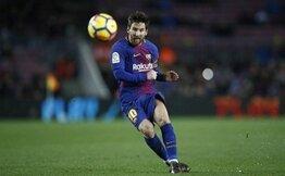 Penaltı gibi frikik atan Messi'nin neden 'usta' olduğunun kanıtı
