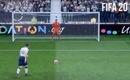 FIFA 97'den FIFA 20'ye kadar penaltı sürecini hızlıca izliyoruz