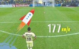 Penaltıda sakin vuruş beklerken kaleye 'FÜZE' atan 11 futbolcu