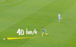 Cristiano Ronaldo'nun hız sınırı denemeleri! Sınırları zorluyor...